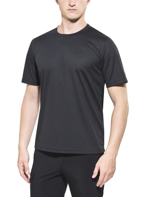 Maier Sports Walter T-Shirt Men black